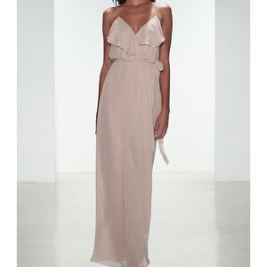 Nouvelle Amsale Drew Bridesmaid Dress